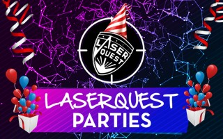The Big Apple Woking: 2 games of LaserQuest